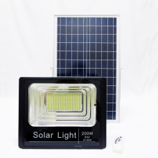 200W- SOLAR LED FLOOD LIGHT
