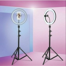 Multiple-mode LED Ring Light With Tripod